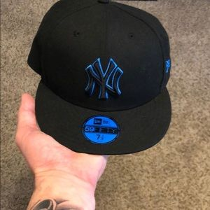New York yankees fitted hat 7 7/8 new era